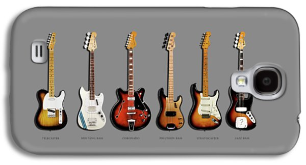 Fender Guitar Collection Galaxy S4 Case by Mark Rogan