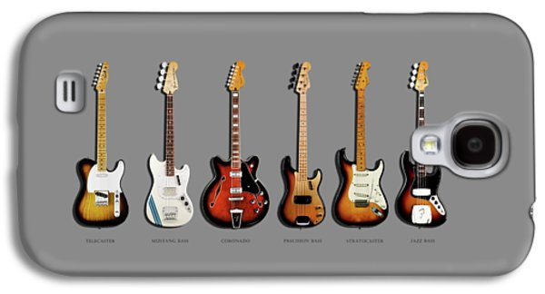 Rock And Roll Galaxy S4 Case - Fender Guitar Collection by Mark Rogan