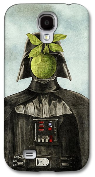 Son Of Darkness Galaxy S4 Case by Eric Fan
