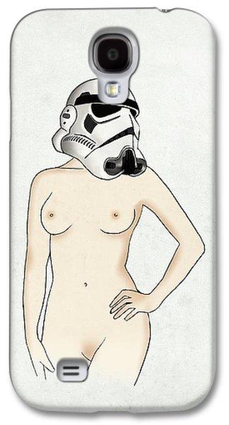 Sexy Stormtrooper Galaxy S4 Case by Nicklas Gustafsson