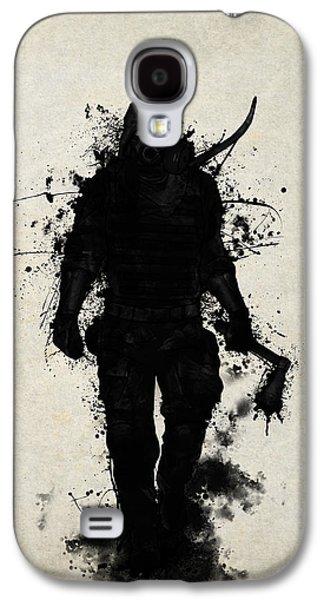 Apocalypse Hunter Galaxy S4 Case by Nicklas Gustafsson