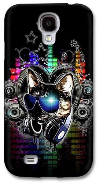 Drop The Bass Galaxy S4 Case