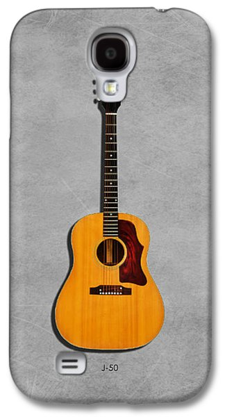 Gibson J-50 1967 Galaxy S4 Case by Mark Rogan