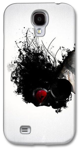 Ghost Warrior Galaxy S4 Case by Nicklas Gustafsson