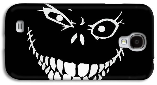 Crazy Monster Grin Galaxy S4 Case by Nicklas Gustafsson