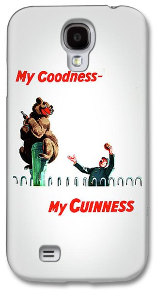 My Goodness My Guinness 2 Galaxy S4 Case