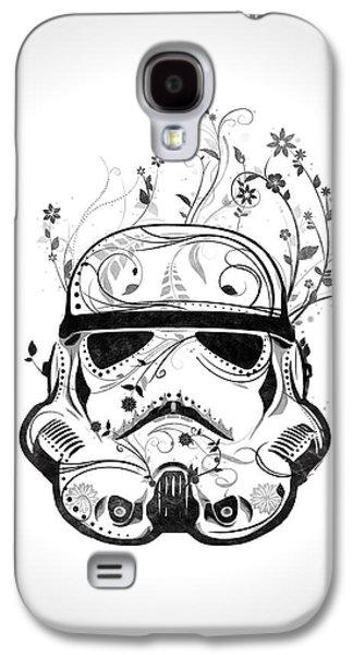 Flower Trooper Galaxy S4 Case