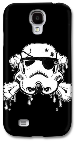 Pirate Trooper Galaxy S4 Case by Nicklas Gustafsson