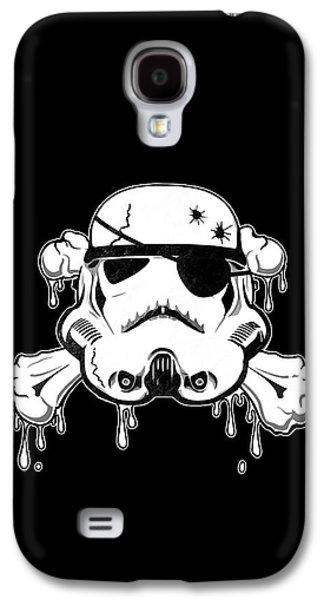 Pirate Trooper Galaxy S4 Case
