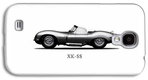 Jaguar Xkss Galaxy S4 Case