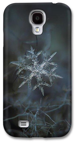 Snowflake Photo - Rigel Galaxy S4 Case
