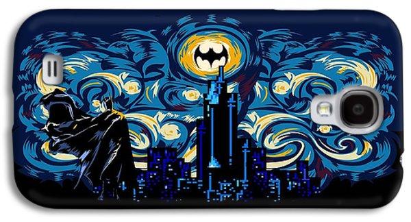 Starry Knight Galaxy S4 Case