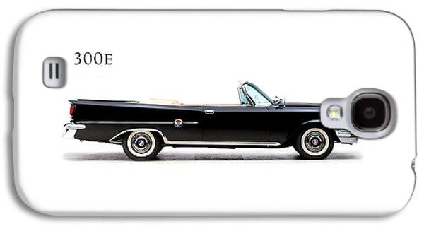 Car Galaxy S4 Case - Chrysler 300e 1959 by Mark Rogan