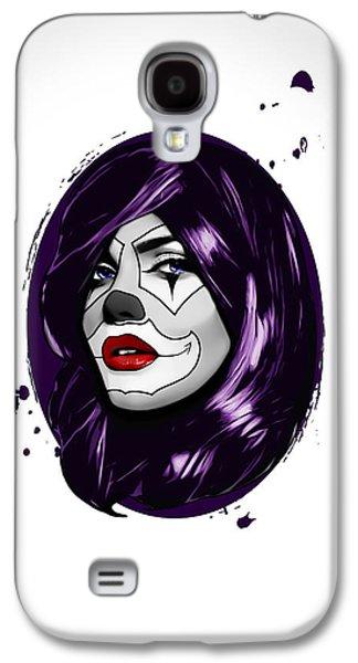 Clown Girl Galaxy S4 Case