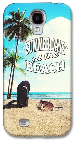 Summer Days Galaxy S4 Case