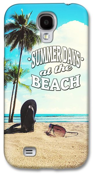 Summer Days Galaxy S4 Case by Nicklas Gustafsson