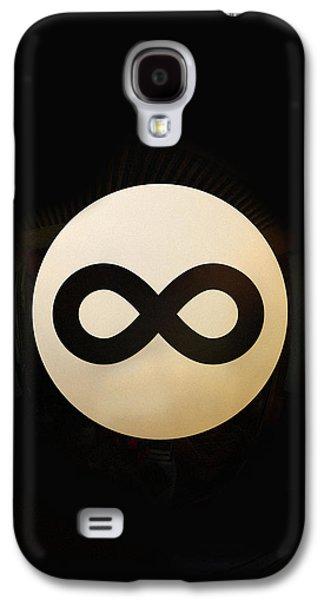Fantasy Mixed Media Galaxy S4 Cases - Infinity Ball Galaxy S4 Case by Nicholas Ely