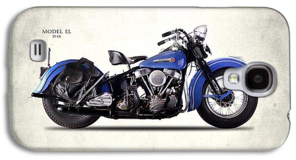 Harley-davidson El 1948 Galaxy S4 Case