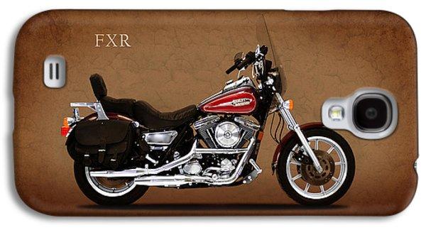 Harley Davidson Fxr Galaxy S4 Case