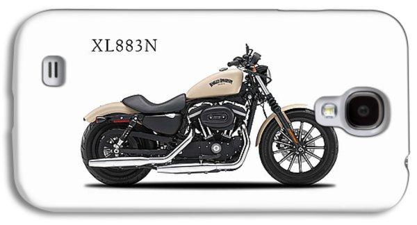 Harley Sportster Iron Galaxy S4 Case