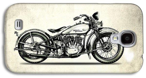 Harley Davidson 1933 Galaxy S4 Case