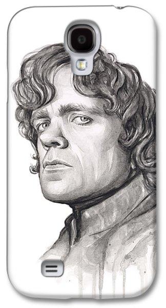 Tyrion Lannister Galaxy S4 Case by Olga Shvartsur