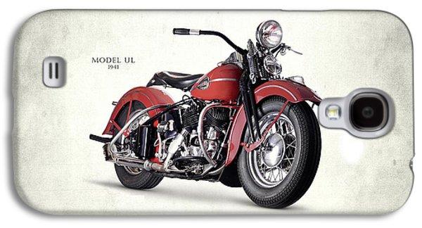Harley-davidson Ul 1941 Galaxy S4 Case