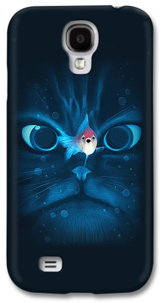 Cat Fish Galaxy S4 Case