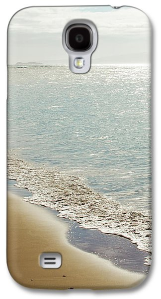 Beauty And The Beach Galaxy S4 Case by Sharon Mau