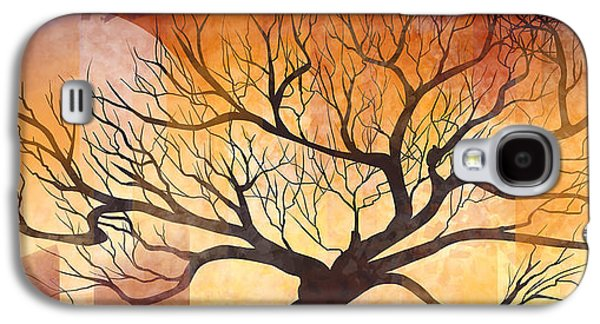 Halloween Tree Galaxy S4 Case by Thubakabra