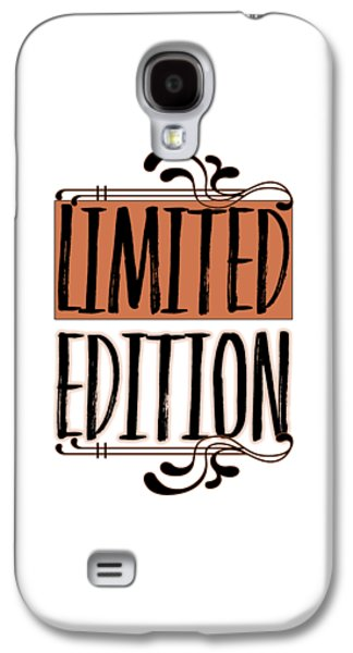 Limited Edition Galaxy S4 Case
