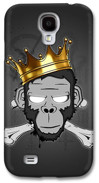 The Voodoo King Galaxy S4 Case