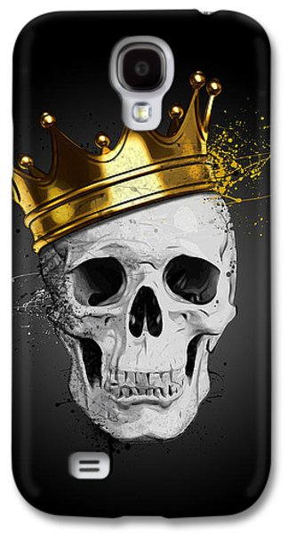 Royal Skull Galaxy S4 Case by Nicklas Gustafsson