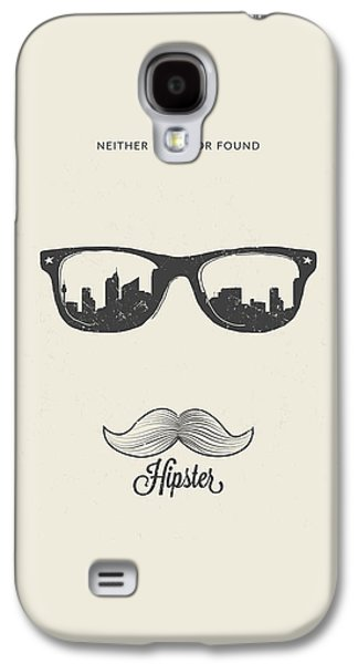 Hipster Neither Lost Nor Found Galaxy S4 Case by BONB Creative