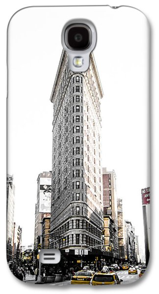 Desaturated New York Galaxy S4 Case