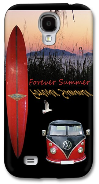 Forever Summer 1 Galaxy S4 Case