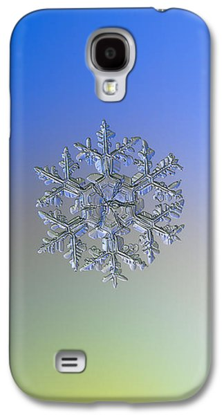 Snowflake Photo - Gardener's Dream Alternate Galaxy S4 Case