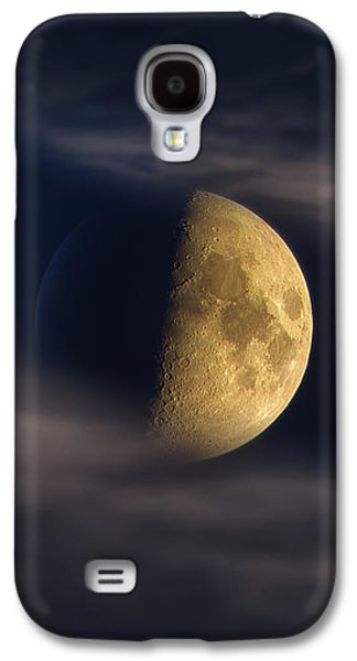 Eye Of The Night Galaxy S4 Case