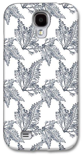 British Algae Cystoseira Granulata Galaxy S4 Case by Christina Rollo