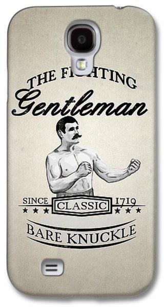 The Fighting Gentlemen Galaxy S4 Case by Nicklas Gustafsson