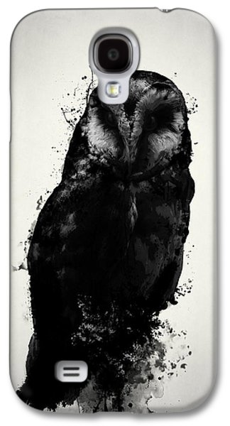 The Owl Galaxy S4 Case by Nicklas Gustafsson
