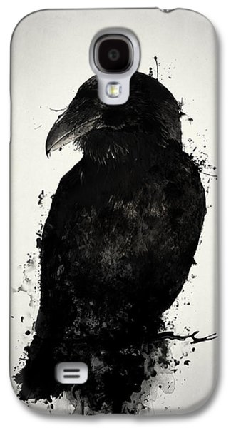The Raven Galaxy S4 Case by Nicklas Gustafsson