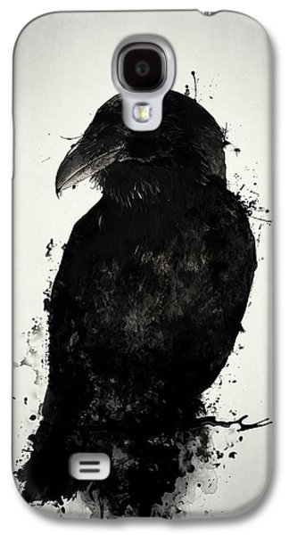 Crow Galaxy S4 Case - The Raven by Nicklas Gustafsson