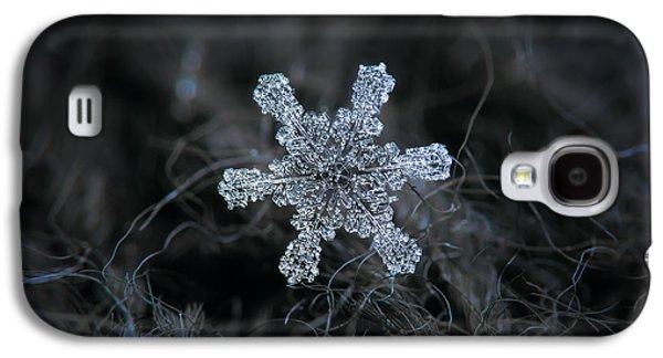 December 18 2015 - Snowflake 1 Galaxy S4 Case