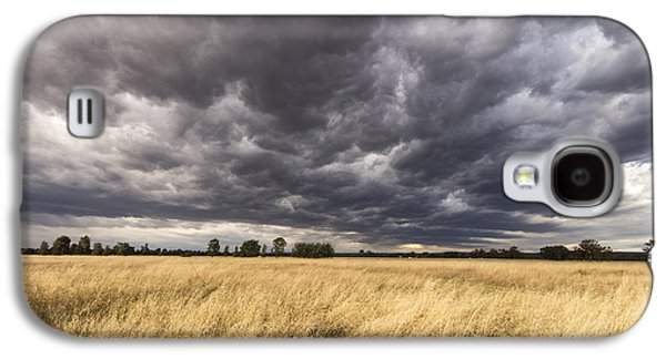 The Calm Before The Storm Galaxy S4 Case by Linda Lees