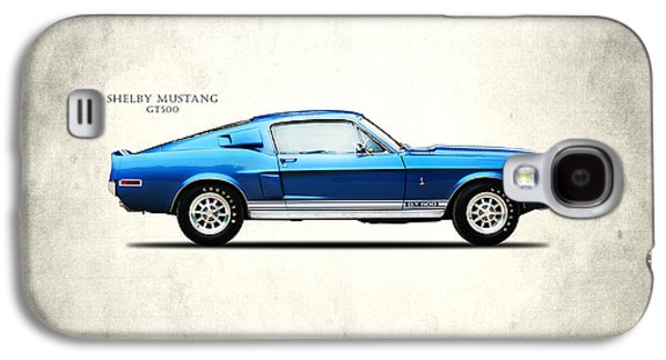 Shelby Mustang Gt500 1968 Galaxy S4 Case