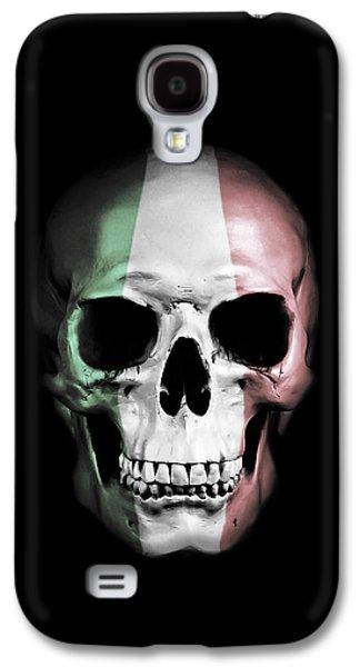 Italian Skull Galaxy S4 Case by Nicklas Gustafsson
