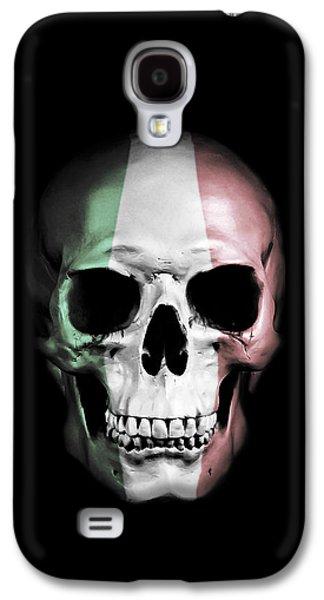 Italian Skull Galaxy S4 Case
