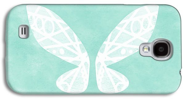 Fairy Wings- Art By Linda Woods Galaxy S4 Case by Linda Woods
