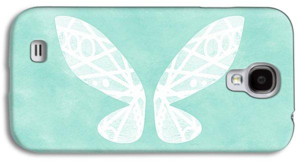 Fairy Wings- Art By Linda Woods Galaxy S4 Case